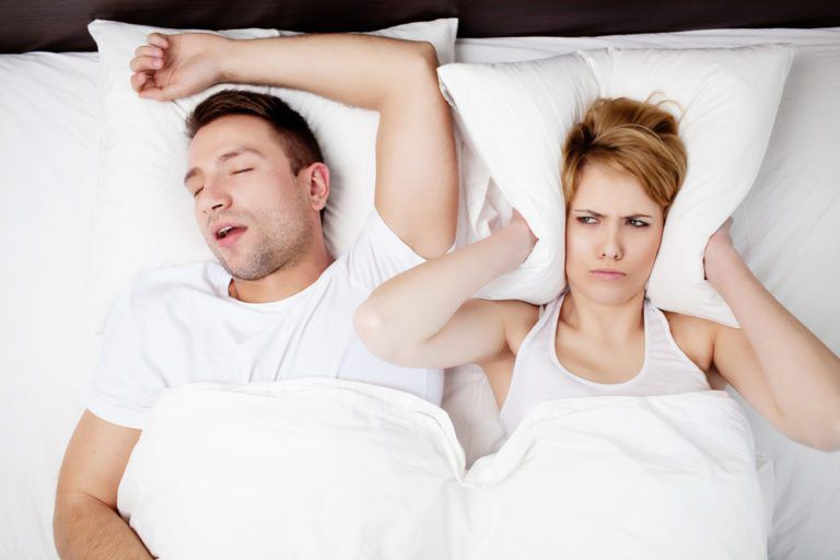 sleep apnea and snoring